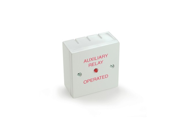 R24 Auxillary Relay Units 24Vdc