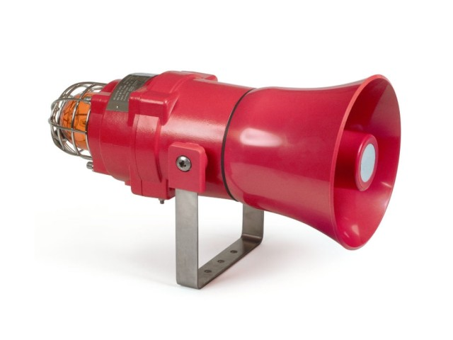 Flameproof Sounder Beacon