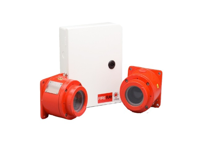 FireRay Exd Explosion Proof Beam Detector