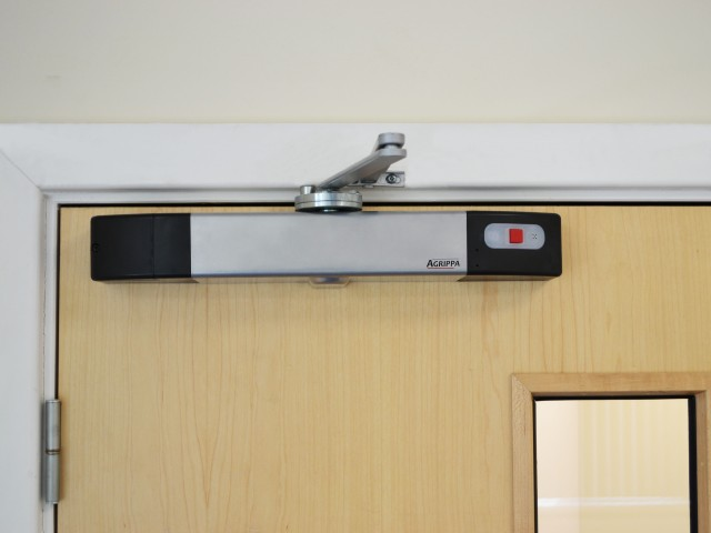 Agrippa Door Closer Unit - Standard
