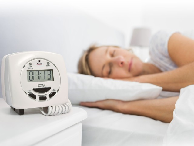 Agrippa Acoustic Pillow Alarm